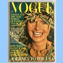 Vogue Magazine - 1971 - January